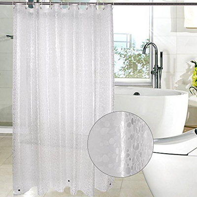 WEIFENG Mold Mildew Resistant Shower Curtain Water RepellentAnti Bacterial Liner