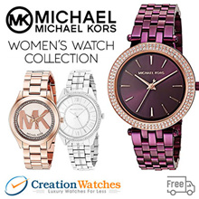 [CreationWatches] Michael Kors Fashion Watch Series For Women - Luxury Fashion