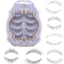 82e56b8291a Quick View Window OpenWishAdd to Cart. rate:0. shop ICYCHEER Japanese  Natural Style False Eyelashes Makeup Ultra Light Air Lashes Extension  Handmad