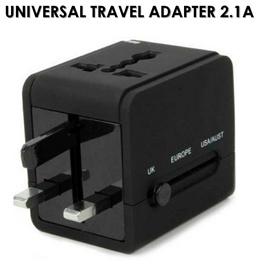 Universal Travel adapter for iPhone Samsung HTC Android Smartphones