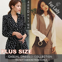 12nd Sep Update ♥Korean Style♥ Linen / Casual / LOOSE Fit  / Plus Size