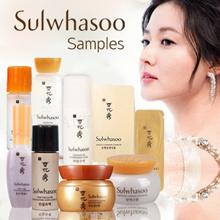Sulwhasoo Samples ★increase in quantity★ 10 up! / Sulwhasoo / Cream / Serum / Foam/Oil Cleansing
