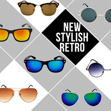 ☀ ICONIC KOREAN / UNISEX EYEWEAR ☀ FASHION SUNGLASSES UV400 ☀WAYFARER / AVIATOR / PILOT/ ROUND SHADE