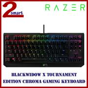 Razer BlackWidow X Tournament Edition Chroma - Multi-color Mechanical Gaming Keyboard