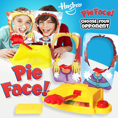 [ FREE SHIPPING JABODETABEK ] PIEFACE SHOWDOWN DOUBLE GAMES Deals for only Rp246.500 instead of Rp246.500
