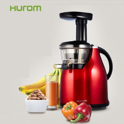 Hurom Slow Juicer Qoo10 : Qoo10 - [HUROM] Hurom HB-RBF08 RED/Premium Slow Juicer Smoothie Maker/Fresh Fr... : Home Electronics