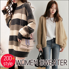 2019 New Arrival Winter Sweater Thermal Jacket Korean version of womens sweaters simple