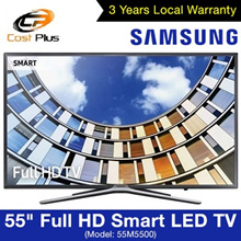 Samsung 55inch FHD SMART TV UA55M5500 * 3 Years Local Warranty