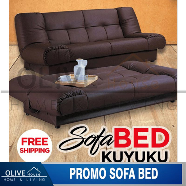 SOFA BED KUYUKU Deals for only Rp1.844.140 instead of Rp1.844.140