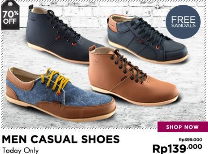 NEW COLLECTION / REDKNOT / SEPATU PRIA / SEPATU KASUAL / SNEAKERS / 9 STYLES / FREE SANDALS - RANDOM COLOUR