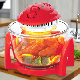Home-lowering air fryer sterilization smoking oven roasted baked rice cooking frying heating stew no radiation thaw large capacity oven