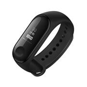 【小米公司貨】小米手環3 OLD觸摸大屏50米防水心率睡眠計步健康管理智能手環3 現貨