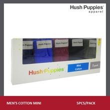 Hush Puppies 5pcs Mens Cotton Mini #836415