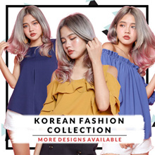 8/10/18 updates★Buy 3 Free Qxpress★NEW DESIGN!★Korean Fashion Series/★Womenswear★Kstyle★Dress/Top
