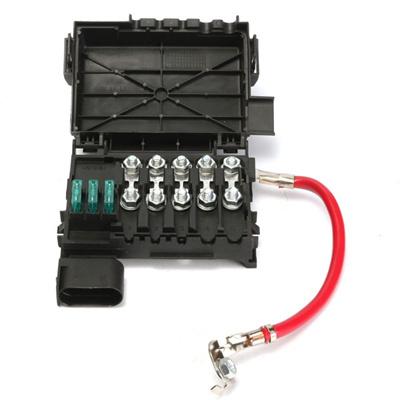 qoo10 black automotive fuse box insurance battery terminal for vw black automotive fuse box insurance battery terminal for vw golf jetta mk4 1999 2004