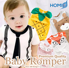Romper 💥Premium Quality 💥18/3/2018update / 100% cotton baby rompers/baby clothes/ jumper