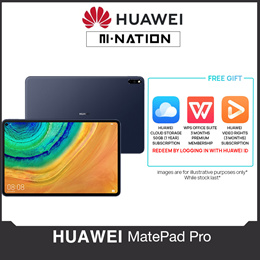 Local Stocks! HUAWEI TABLET T5 / M5 LITE / MatePad Pro