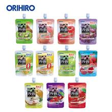 OHIRIRO konjac jelly stand type 130g 48 1BOX / Japanese konjac jelly / konnyaku jelly