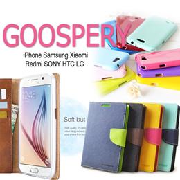 [JD] Premium Designer Style Goospery Case Cover For iPhone Samsung Xiaomi Redmi HTC Sony