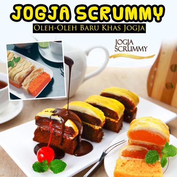 [Free Shipping YES] Jogja Scrummy Oleh-Oleh Baru Khas Jogja Deals for only Rp95.000 instead of Rp95.000