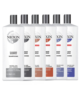 NIOXIN ♫ SHAMPOO ♫ CONDITIONER ♫ 1000ML ♫ THINNING ♫ OILY SCALP ♫ CHEMICAL TREATED ♫