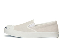 (A warehouse) CONVERSE CONVERSE JACK PURCELL SLIP-ON SUEDE Jack Purcell slip-on suede men's sneaker shoes women's sneakers slippon