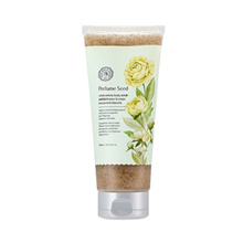 [THE FACE SHOP] Perfume Seed White Peony Body Scrub (tube) - 200ml
