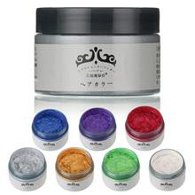 NEW 7 COLOR ! Japan Temporary Colour Hair Color Wax Hair wax color Hairwax