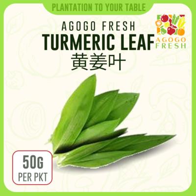 61 Turmeric Leaf 黄姜叶 (50g)