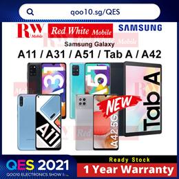 Samsung Phones A51 A11 A31 Tab A 10.1  |1 Year Samsung Warranty | Singapore Warranty Set