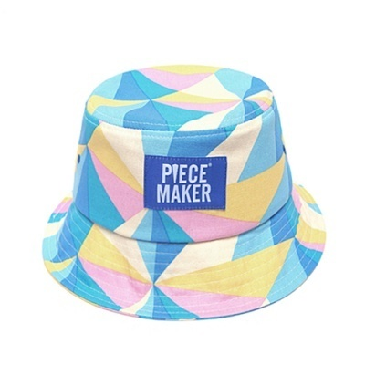 ccf5edf46df Qoo10 - COLOR WINDMILL BUCKET HAT (PASTEL BLUE)   Fashion Accessories
