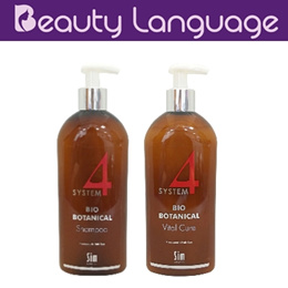 ♫BIO BOTANICAL ♫SYSTEM 4♫ ANTI-HAIR FALL ♫HAIR GROWTH ♫ SHAMPOO ♫ CONDITIONER  ♫500ml