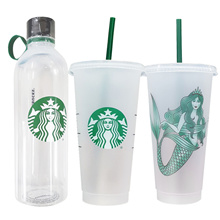 Starbucks reusable Cold Cup Water Bottle