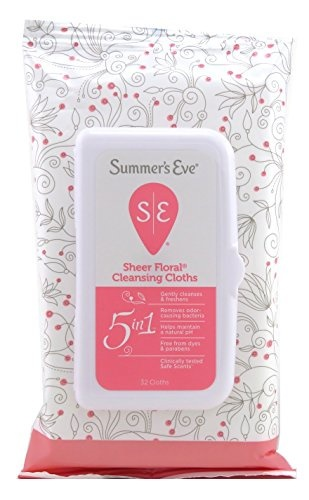 2 Pack - Summers Eve Feminine Cleansing Cloths, Sensitive Skin, Sheer Floral 32 ea Lancome - Renergie Multi-Lift Redefining Lifting Cream SPF15 (For Dry Skin) -50ml/1.7oz