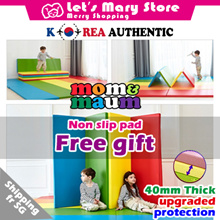 ◆Korea Authentic◆ Folding Play Mat Playmat ◆Korea Hit playmat / Folding mattress/baby kids safe