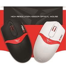 Bulk Order 5 units - Alcatroz Asic 6 High Resolution Optical Mouse