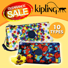 Clearance Kipling Pouch / Purse / Travel Bag / Christmas Gift / New Year Gift / Birthday Gift