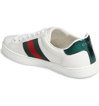 1737d2a6c0c Qoo10 - Gucci New Ace Sneaker (Men)