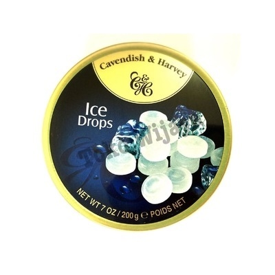 Permen Cavendish Harvey Ice Drops