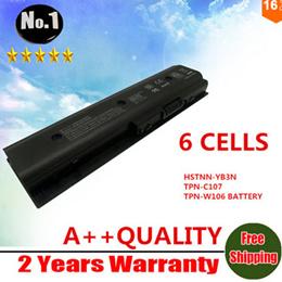 WHOLESALE New 6CELLS laptop battery for hp DV4-5000 DV4-5003TX HSTNN-LB3N