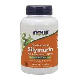 [NOW FOODS] Silymarin 2X 300mg (200)