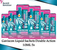 Gaviscon Liquid Sachets Double Action 10ML 5s