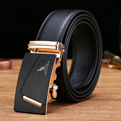 2017 mens fashion accessories new Luxury belts for male genuine leather designer men belt cowskin hi