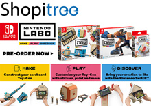 Nintendo Switch Labo Bundle Set