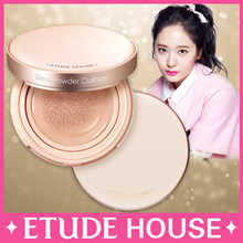 [ETUDE HOUSE] REAL POWDER CUSHION for matte effect