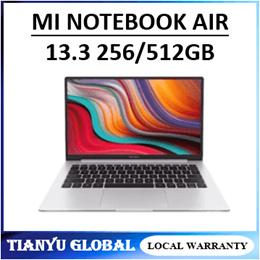 Xiaomi Mi Notebook Air 13.3 Intel i5/i7 8th Gen Laptop 8GB RAM 256GB/512GB SSD MX250 Fingerprint
