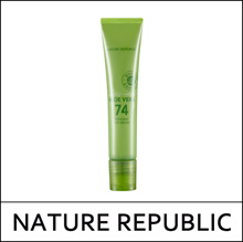 [NATUREREPUBLIC] ⓢ California Aloe Vera 74 Cooling Eye Serum 15ml / Eye Serum + Massage Roller
