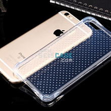 Shockproof Transparent Crystal Clear Soft TPU Bumper Air Cushion Case iPhone 5 5s SE 6 6s 7 7 8 Plus