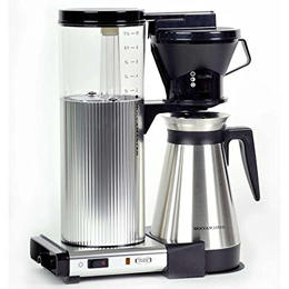 [TECHNIVORM MOCCAMASTER] 89213 - 89213 Cdt Coffee Brewer, 40 oz, Brushed Silver