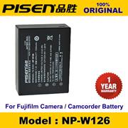 100% Original PISEN Digital Camera Battery NP-W126 Fujifilm X-A2 XA2 HS33EXR HS35EXR HS50EXR HS30EXR